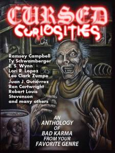 Cursed Curiosities Cover